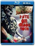 Gwar - Fate or Chaos Tour (2013) (Blu-ray,блю-рей)