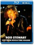 Rod Stewart - Live from Nokia Time Square  (Blu-ray,блю-рей)