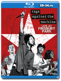 Rage Against The Machine  Live At Finsbury Park (Blu-ray, блю-рей)
