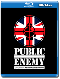 Public Enemy: Live from Metropolis Studios (Blu-ray, блю-рей)