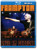 Peter Frampton: Live In Detroit - Rock, Hard Rock(Blu-ray, блю-рей)