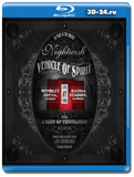 Nightwish - Vehicle of Spirits (Blu-ray, блю-рей) 2 диска