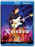 Ritchie Blackmore's Rainbow: Memories in Rock – Live in Germany  (Blu-ray,...