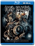 Iced Earth: Live in Ancient Kourion - Heavy Metal 2013 (Blu-ray, блю-рей)